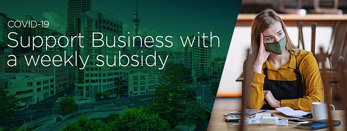 SUPPORT BUSINESS WITH A WEEKLY SUBSIDY